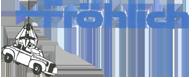 Autoverwertung Fröhlich Logo